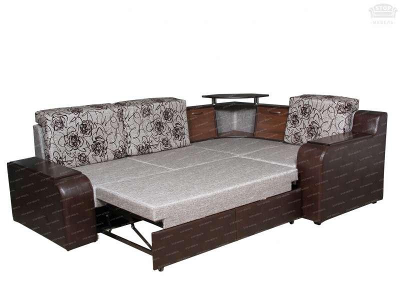 Угловой диван Трио