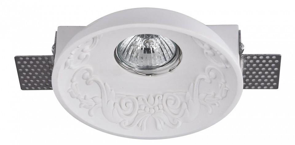 Встраиваемый светильник Maytoni Gyps DL278-1-01-W